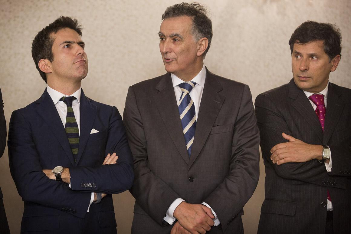 Franquelim Alves é secretário de estado apesar do caso BPN