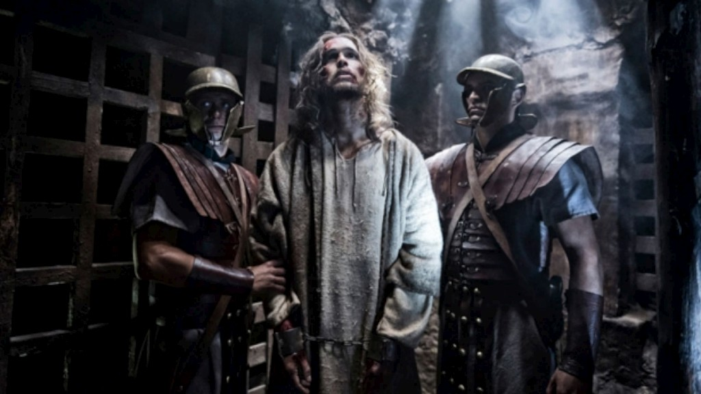 """""""Fiquei assustado quando soube que ia representar Jesus"""""""