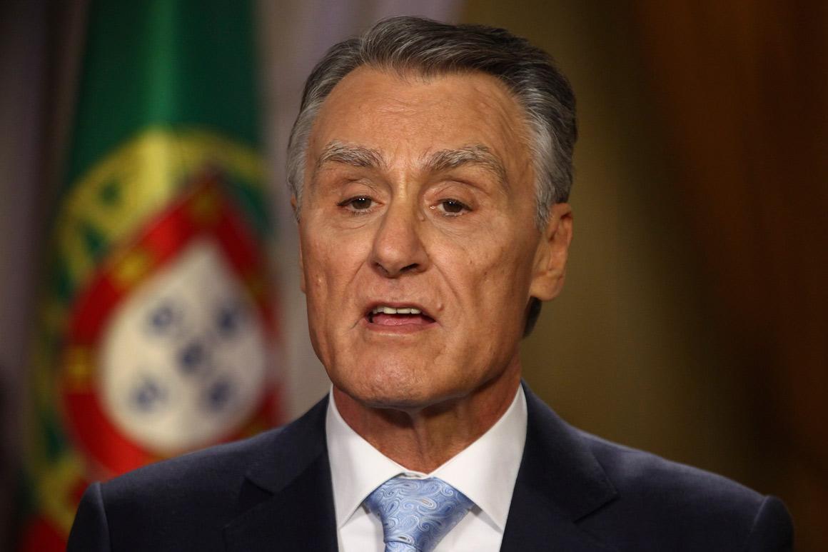 Cavaco Silva falou ao País