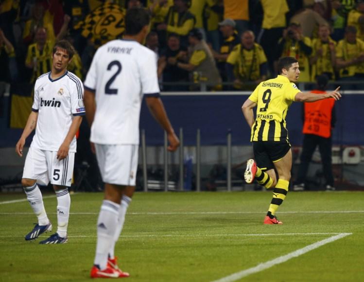 Depois do Barcelona, foi o Real Madrid a ser goleado na Alemanha