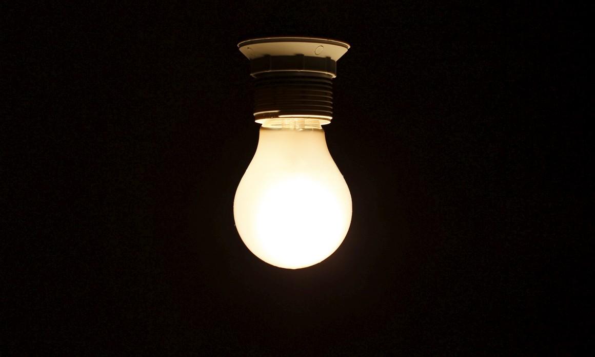 Leilão de clientes de electricidade