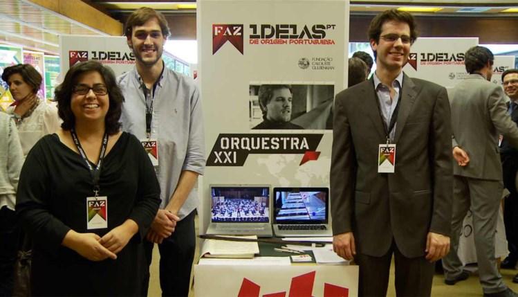 Orquestra XXI vai devolver os melhores músicos portugueses ao país